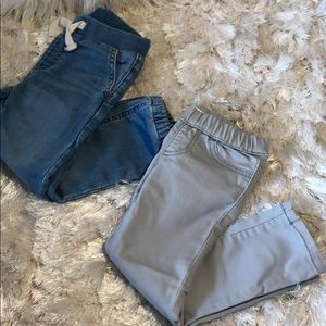 (6) 2 Pairs of Jeans